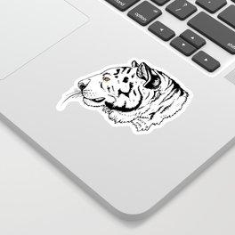 El Tigre Sticker