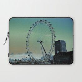 London Eye Art Laptop Sleeve