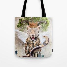 Hear me · roar Tote Bag