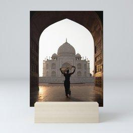 Taj Mahal Mini Art Print