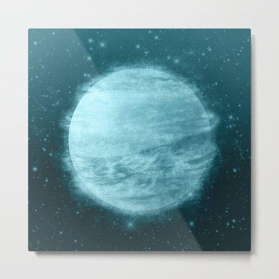 Ice Planet Metal Print