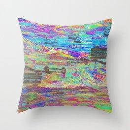 20180101 Throw Pillow