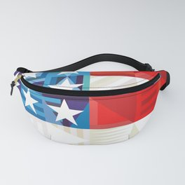 America Fanny Pack