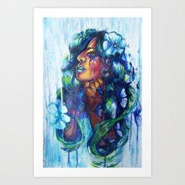 A Gentle Spirit Art Print