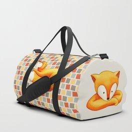 Friendly Fox Duffle Bag