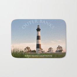 Outer Banks - Bodie Island Lighthouse.  Bath Mat