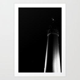 Lights for the Dark  Art Print