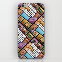 gta iPhone & iPod Skins featuring Breaking Bad: GTA  by Messypandas