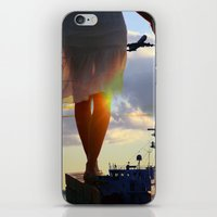 balance iPhone & iPod Skins featuring Balance  by Alexander Jedermann