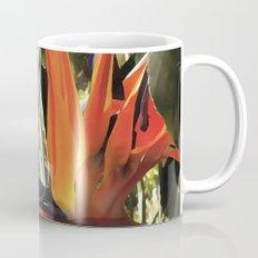 Bird of Paradise Strelitzia Mug