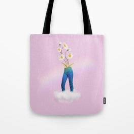 Dissociation rules the nation Tote Bag
