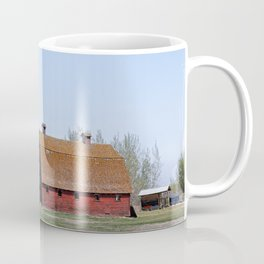 The Red Barn Coffee Mug