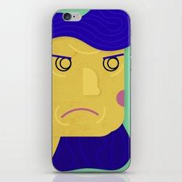 Unsatisfied Customer Eleven iPhone Skin