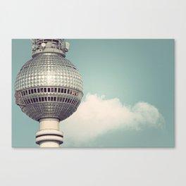 Fernsehturm Canvas Print