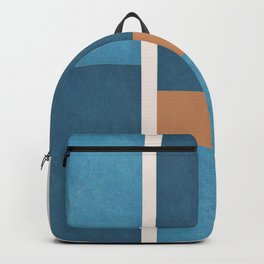 Intercepts, Geometric Forms Shapes Backpack