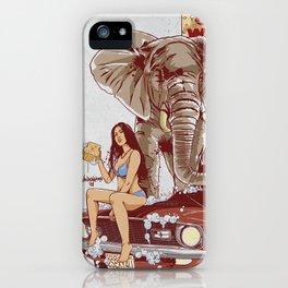 Car Wash iPhone Case