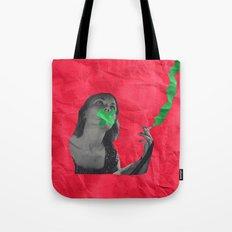 Watermelon Cigarettes Tote Bag