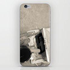 Kiss and Makeup iPhone & iPod Skin