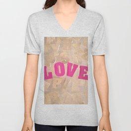 Love #2 Unisex V-Neck