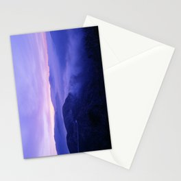 Mountain Road California Stationery Cards