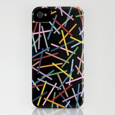 Kerplunk Black iPhone (4, 4s) Slim Case