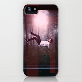 Electro Levitation by GEN Z iPhone Case