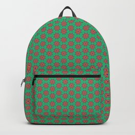 Jade Mandalas Backpack