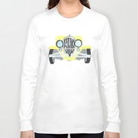 gatsby Long Sleeve T-shirts featuring Gatsby by S. L. Fina
