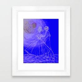 dans Framed Art Print