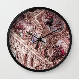 Rose Gold Luxury Wall Clock