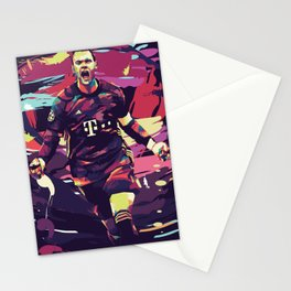 Manuel Neuer Legend Stationery Cards