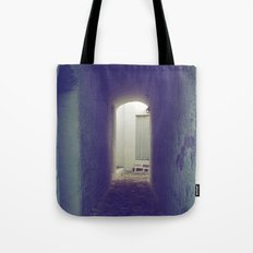 Light at the end of the tunnel II Tote Bag