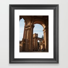 Walk Among Us Framed Art Print