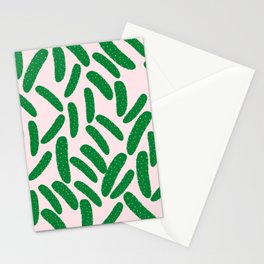 Cute Pickles Stationery Cards