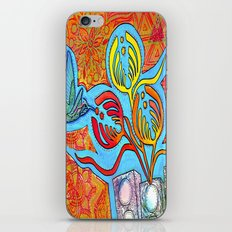 Hummingnectar iPhone & iPod Skin