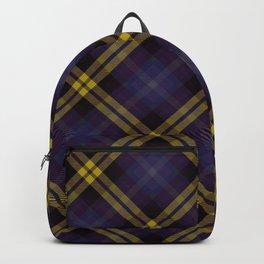 Scottish tartan #40 Backpack