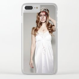 Beauty Queen Of Disaster * Clear iPhone Case