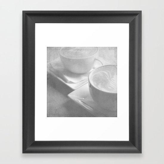 Hazy Morning Moments 2 Framed Art Print