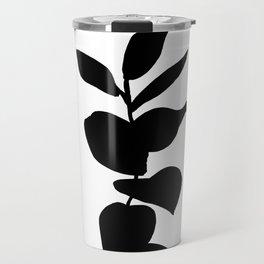Leaves ink painting - Evie Travel Mug