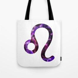Galactic Leo Tote Bag