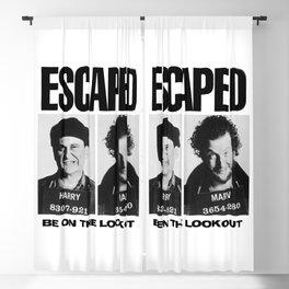 Wet Bandit Escape Blackout Curtain