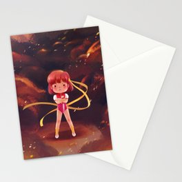 Aim for the top! Stationery Cards