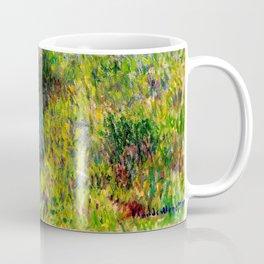 Monet : Woman with a Parasol Coffee Mug