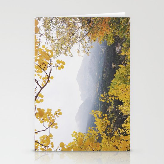 Fall Frame Stationery Cards