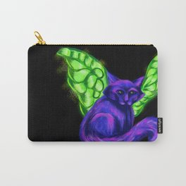 Fairy Cat - Mazuir Ross Carry-All Pouch