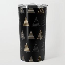 MODERN CHRISTMAS TREES 2 Travel Mug