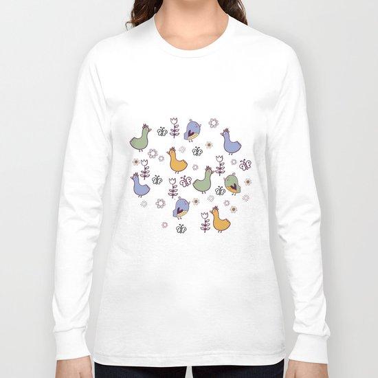 Cute Pattern #3 Long Sleeve T-shirt