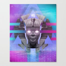 Amenophis II Canvas Print