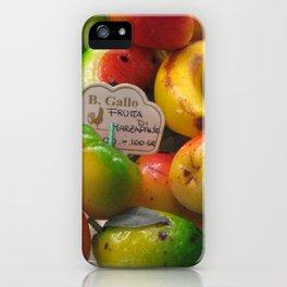 Marzipan iPhone Case