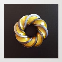 Mobious Twist Canvas Print